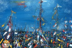 Tall Ships by Kathryn Loram